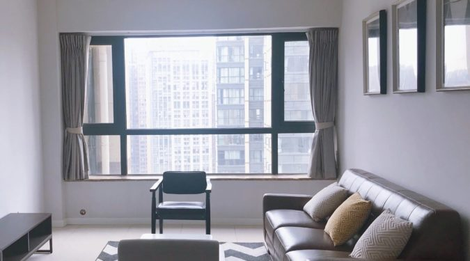 apartment's living room