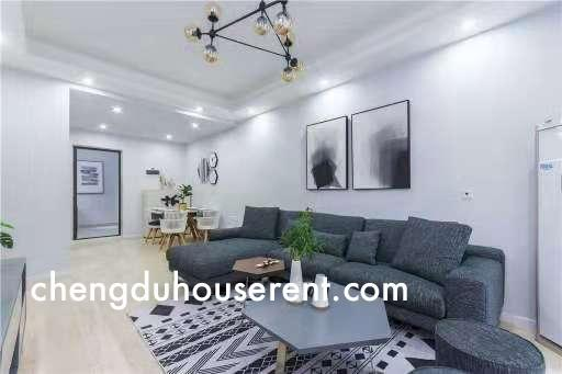 Chengdu flat for rent
