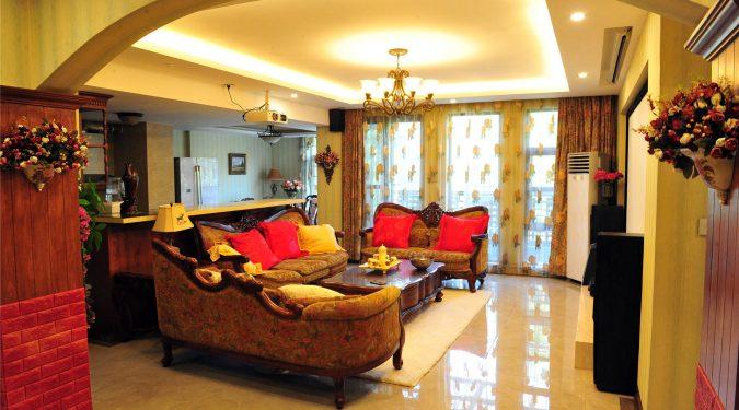 Chengdu Luxehills rent