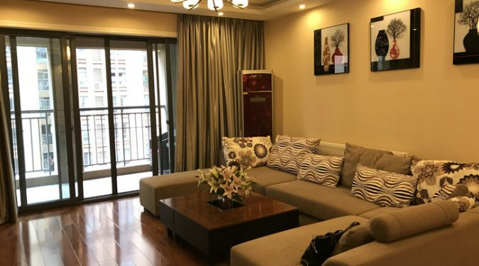 rent a flat in Chengdu